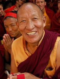 Tibetaanse monnik geschiedenis duindoorn bes