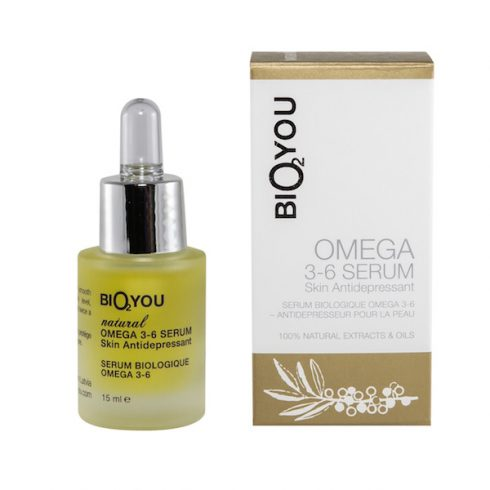 Biologisch OMEGA 3-6 SERUM tegen huidverslapping Bio2You