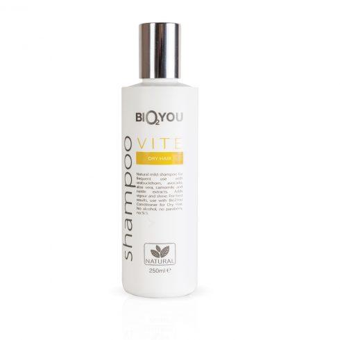 Bio2You shampoo vital voor droog haar voor haarverzorging